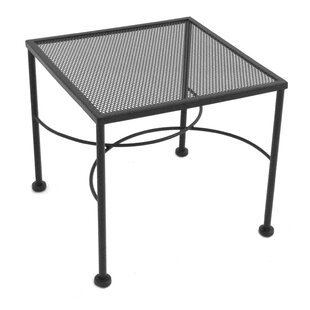 Meadowcraft Iron Side Table