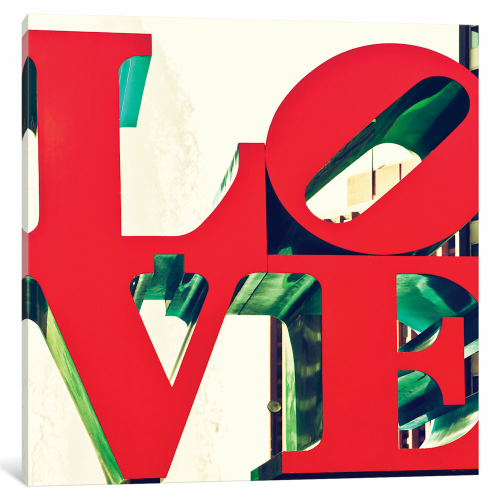 Wrought Studio Love By Philippe Hugonnard Graphic Art On Wrapped Canvas Wayfair
