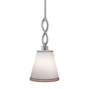 Ebern Designs Mcmath 1-Light Cone Pendant