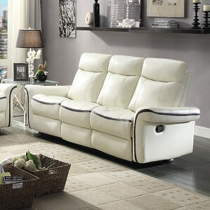 Carla Reclining Sofa by Glory Furniture