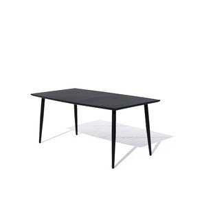 Euart Outdoor Aluminum Dining Table