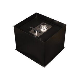 Tracker Safe Steel Floor Safe with Dial Lock