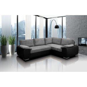 enzo corner sofa bed