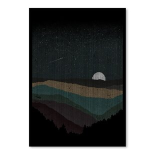 Moonrise Poster Gallery Graphic Art