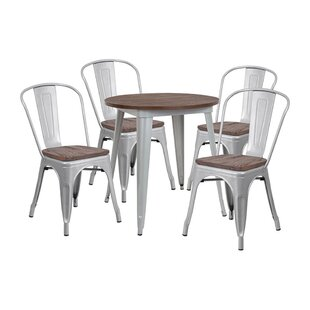 Mui 5 Piece Dining Set Williston Forge