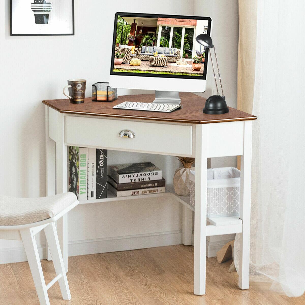 Gracie Oaks Corner Desk Reviews