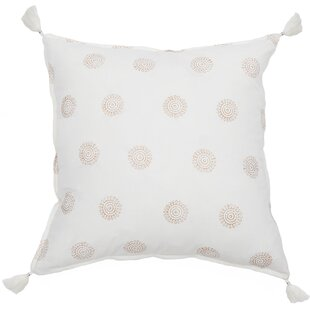 Ravi Cotton Throw Pillow