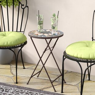 Charlton Home Rubicon Outdoor Side Table