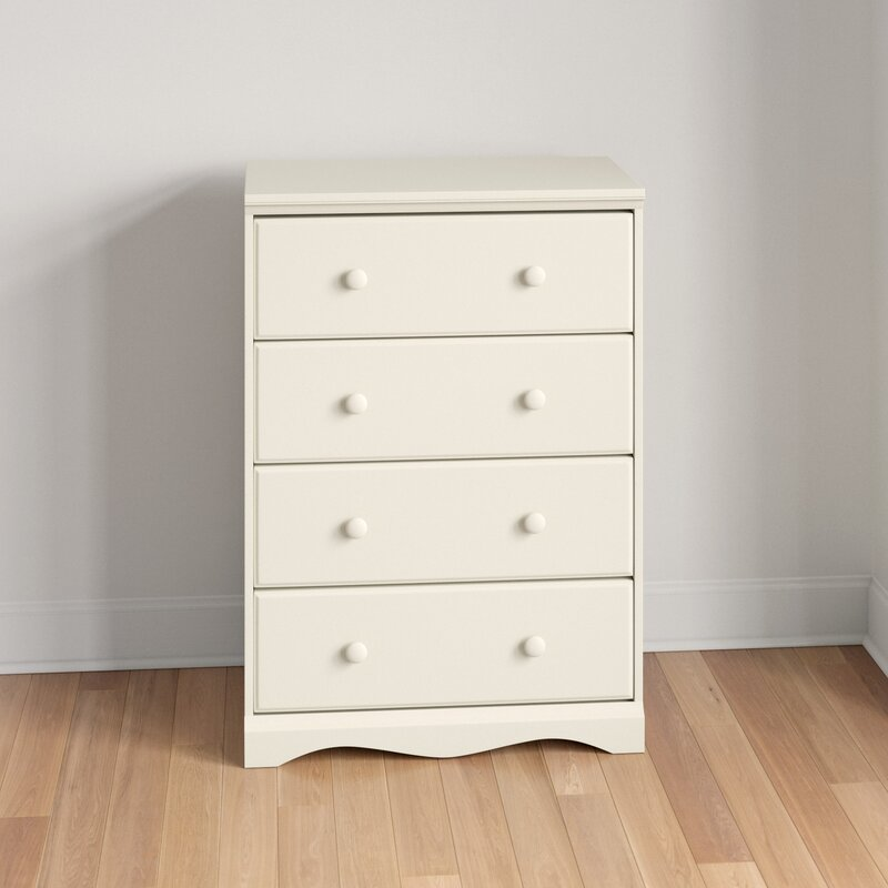Three Posts Baby Kids Oundle 4 Drawer Chest Reviews Wayfair Ca