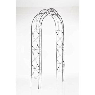 Huckleberry Rose Arch By Marlow Home Co.
