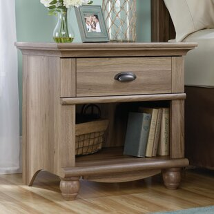 Pinellas 1 Drawer Nightstand by Beachcrest Home