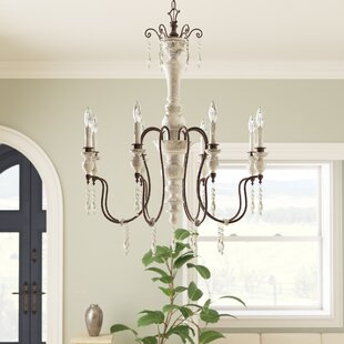 Lark Manor Grateron 9-Light Chandelier