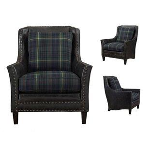 Wrenn Armchair by Leathercraft