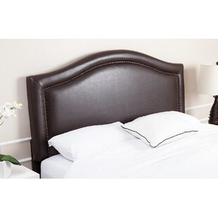 Beqal Upholstered Panel Headboard by World Menagerie