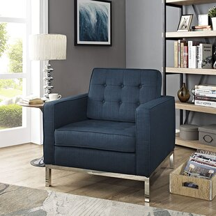 Best Reviews Gayatri Club Chair by Orren Ellis Reviews (2019) & Buyer's Guide