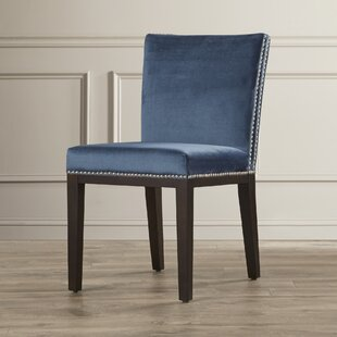 Derwin Upholstered Dining Chair (Set of 2) Willa Arlo Interiors