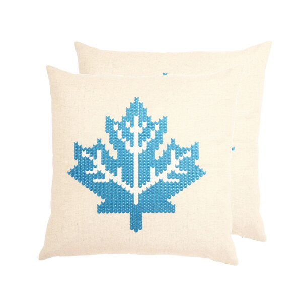 Canada Maple Leaf Pillow Wayfair Ca