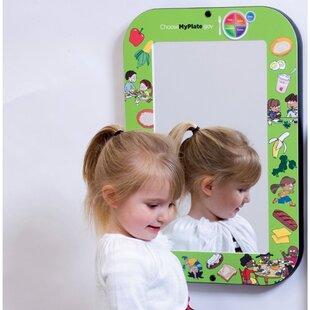 Playscapes My Plate Wall Mirror