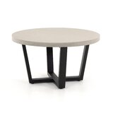 Callicoat Cross Legs Coffee Table by 17 Stories