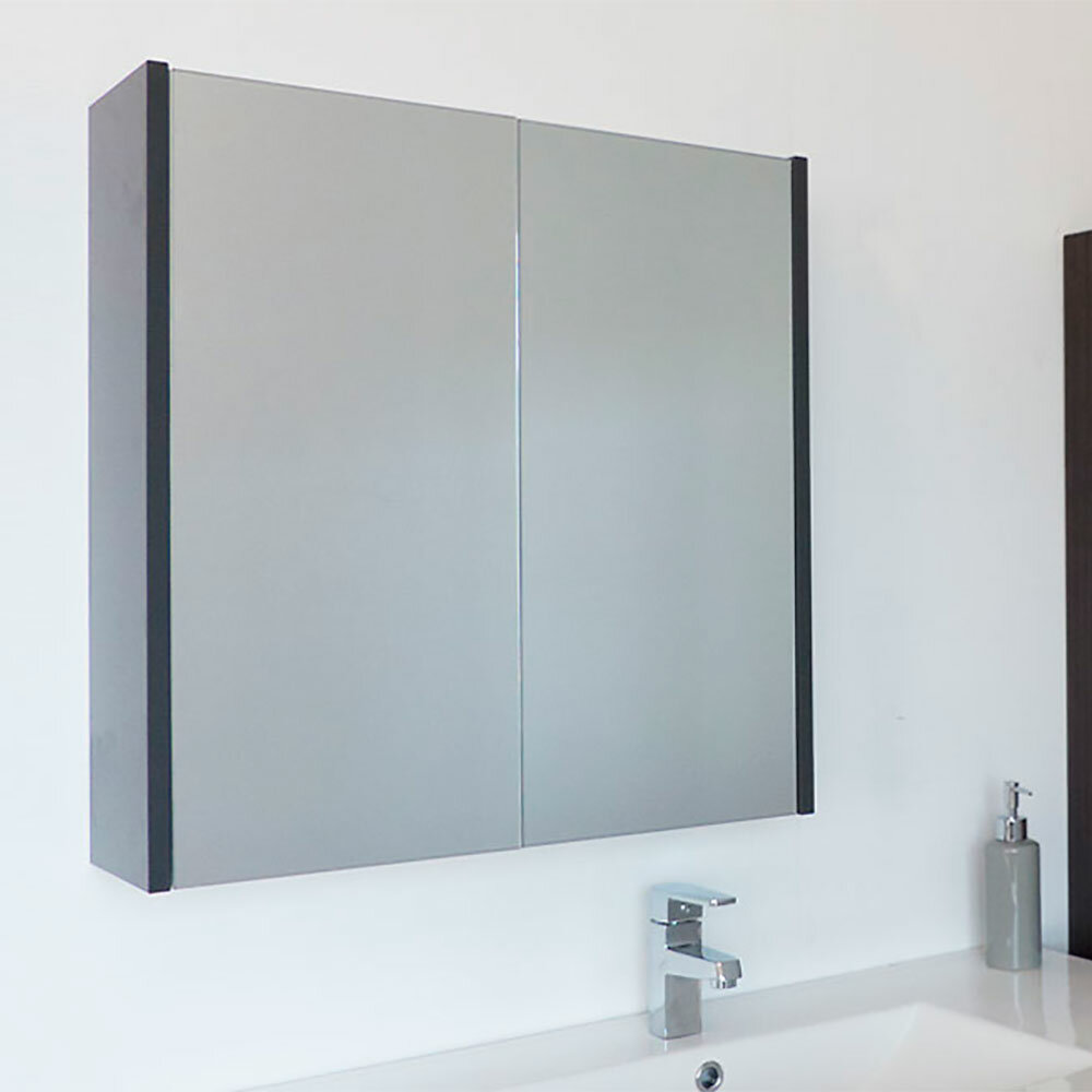Wrought Studio Caelum Modern Bathroom Mirror 24\