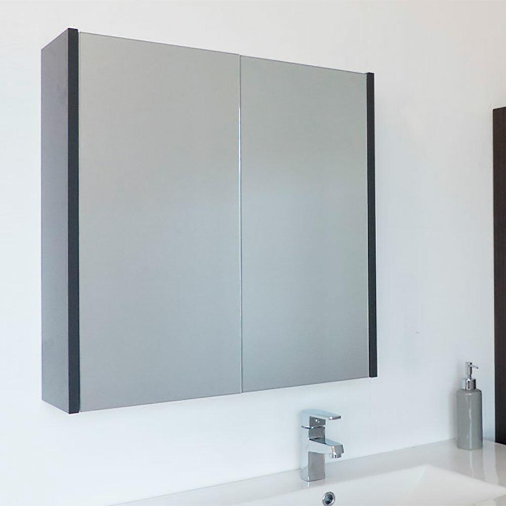 Wrought Studio Caelum Modern Bathroom Mirror 24\