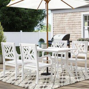 Hatten 5 Piece Dining Set