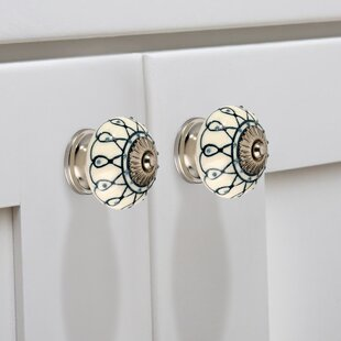 Elegant Cabinet Round Knob (Set of 8)