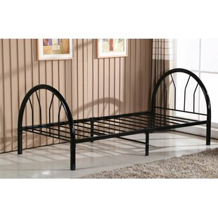 Single Bed Frame By Harriet Bee
