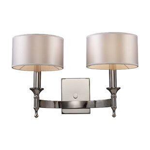 Shawna 2-Light Wall Sconce By Darby Home Co Wall Lights