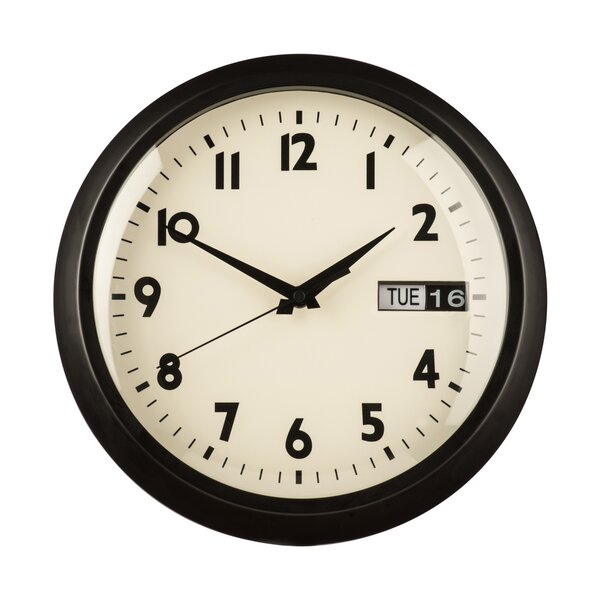 Incredible Wall Clocks Youll Love In 2019 Wayfair Co Uk Home Interior And Landscaping Synyenasavecom