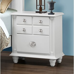 Read Reviews Daley 2 Drawer Night Stand By Darby Home Co