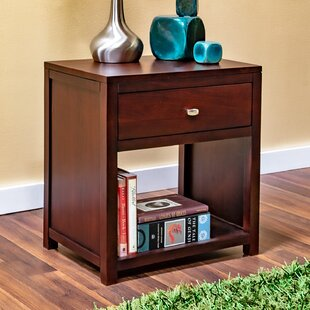 Edmonson 1 Drawer Nightstand