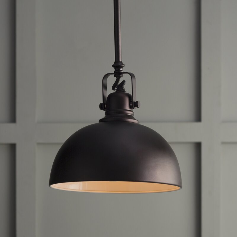 Southlake 1-Light Bowl Pendant