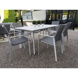 Raffertie 7 Piece Dining Set