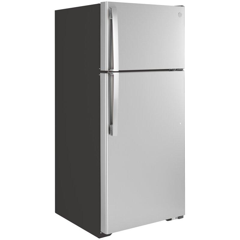 Ge Appliances 28 Quot Energy Star Top Freezer 16 6 Cu Ft