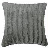 Sonique Faux Fur Throw Pillow