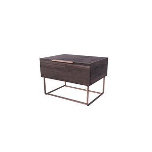 Kinzey 1 Drawer Nightstand