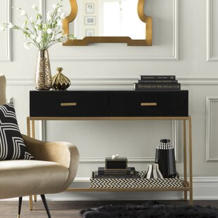 Banas Console Table by Mer..