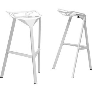 Kaysa Patio Bar Stool (Set of 2) by Wholesale Interiors