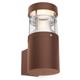 Fredericka LED Outdoor Sconce By Sol 72 Outdoor