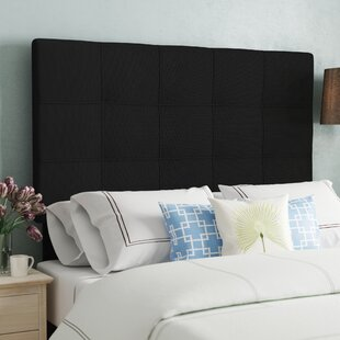 Olmstead Tufted Upholstered Panel Headboard by Turn on the Brights