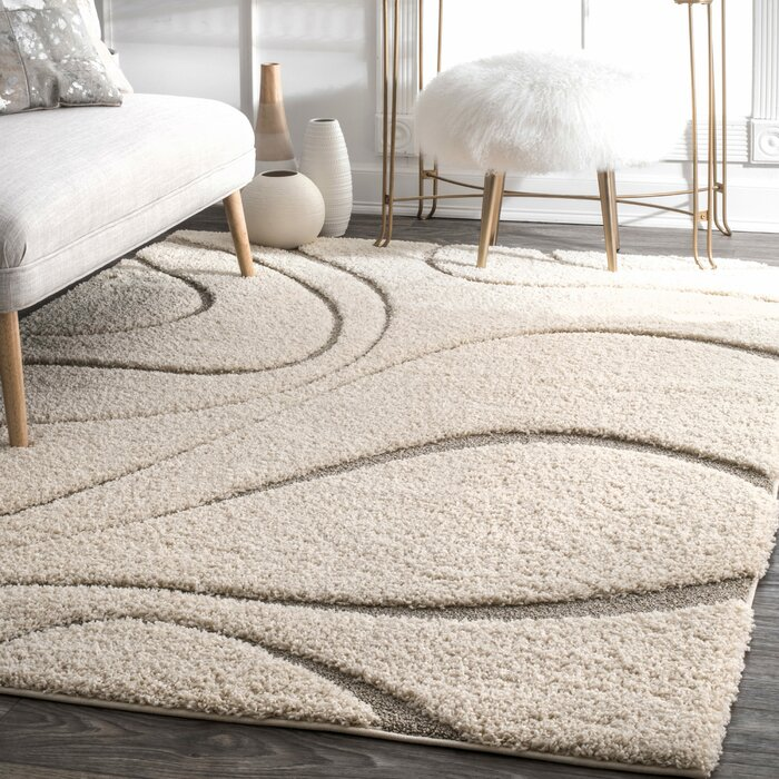 factory shag shaggy brown warm rug products fuzzies plus area gold place