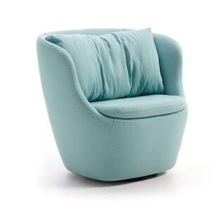 Dulin Swivel Tub Chair By Ebern Designs