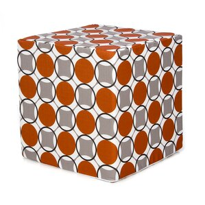 Echo Decorative Pouf Ottoman by Sweet Potato by Glenna Jean