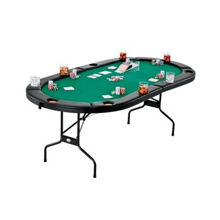 84 Fat Cat Folding Texas Hold'em Poker Table