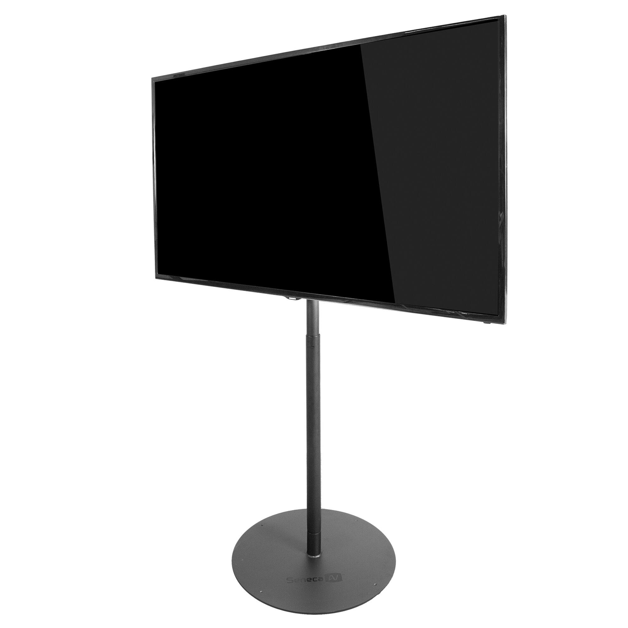 Seneca Av Stationary Floor Mount For 26 50 Flat Panel Screens Wayfair