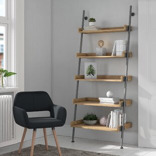 Simeon Ladder Bookcase By Williston Forge