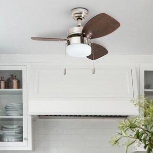 30 Inch Ceiling Fan With Light Wayfair