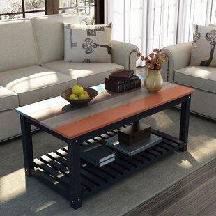 Ridgley Coffee Table by Charlton Home
