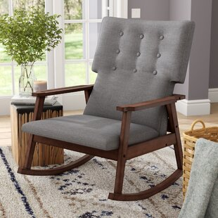 Clearance Philippa Jimmy Rocking Chair by Mistana Reviews (2019) & Buyer's Guide